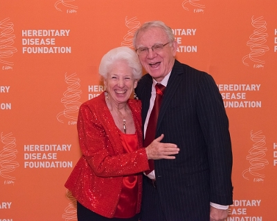 Hereditary Disease Foundation Celebrates Fight Against Huntington's Disease