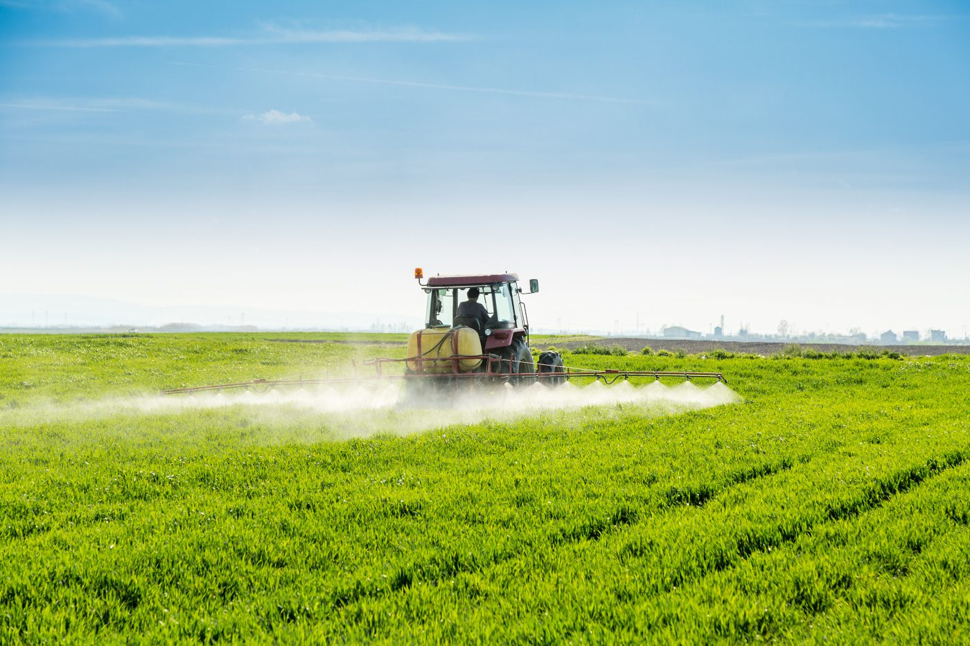 Fungicides disrupt gene expression, possibly increasing the risk of neurodegenerative disease.