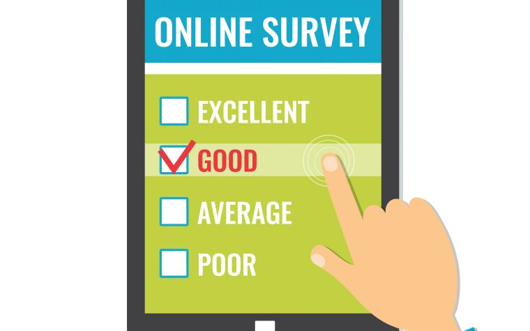 Online Huntington's survey