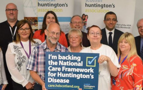 Scotland's Fife Launches Groundbreaking Local Care Frameworks for Huntington's Disease